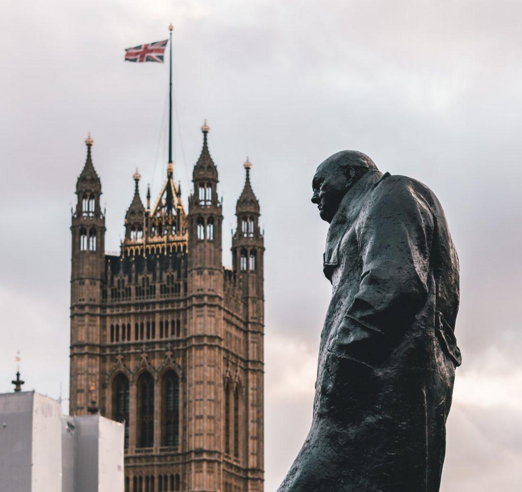 Churchill-statue-UK