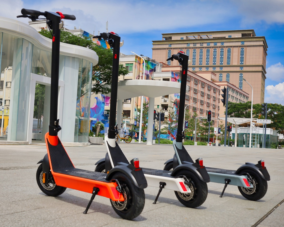 e-scooter-series